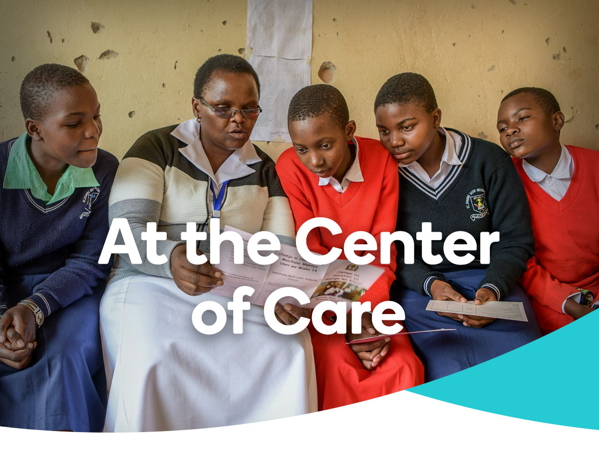 Nurse Anipher Nyunza