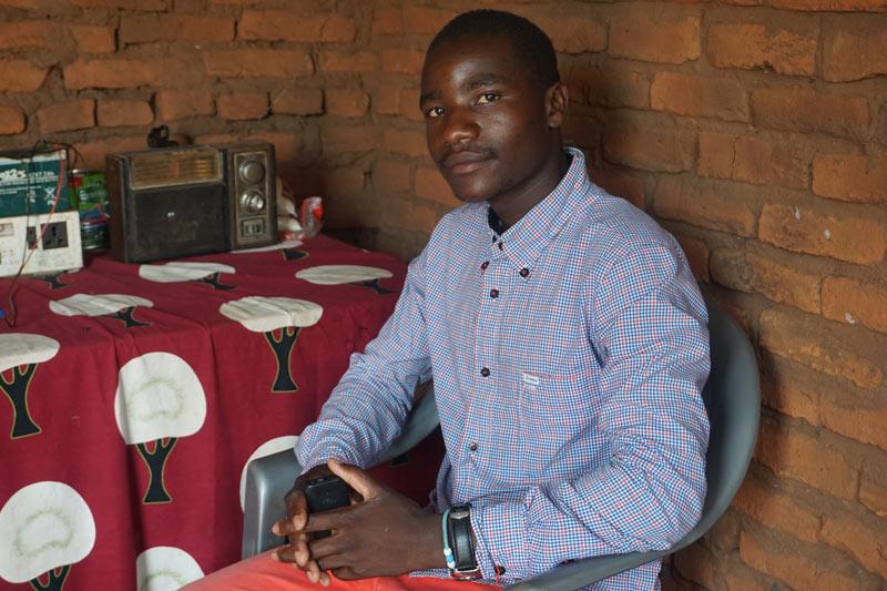 Health Worker in Malawi