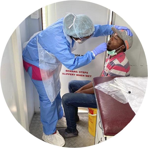 Nurse, Patient