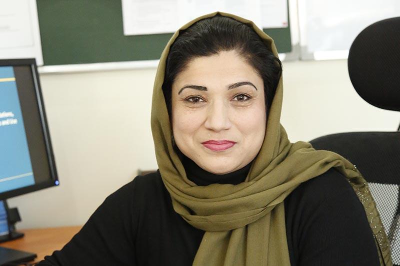 Dr. Rita Hashemi